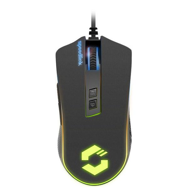 Herní myš Speedlink Orios RGB Gaming Mouse
