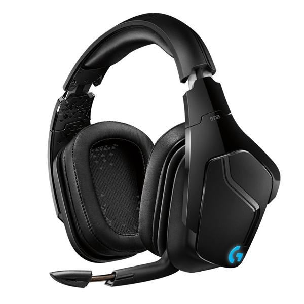 Herní sluchátka Logitech G935 Wireless 7.1 Llightsync Gaming Headset