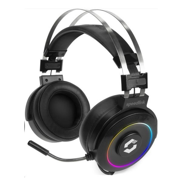 Herní sluchátka Speedlink Orios RGB 7.1 Gaming Headset