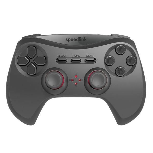 Herní ovladač Speedlink Strike NX Gamepad Wireless pro PS3, černý
