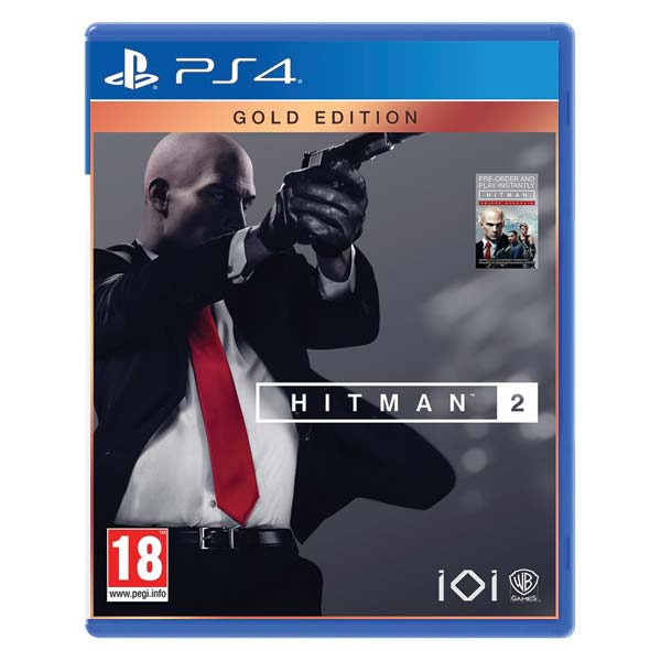 Hitman 2 (Gold Edition)