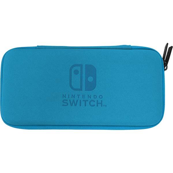 HORI Lehké pevné pouzdro pro konzole Nintendo Switch Lite, modré