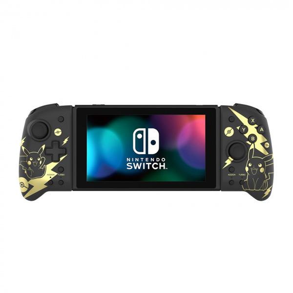 HORI Split Pad Pro for Nintendo Switch (Pokémon: Pikachu Black & Gold)