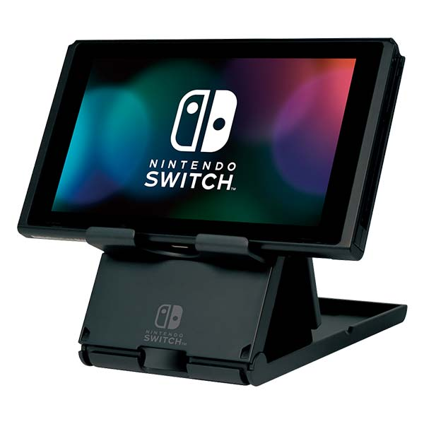 HORI stojan pro konzole Nintendo Switch, černý
