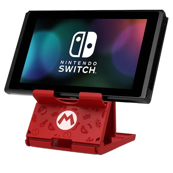HORI stojan pro konzole Nintendo Switch (Mario)