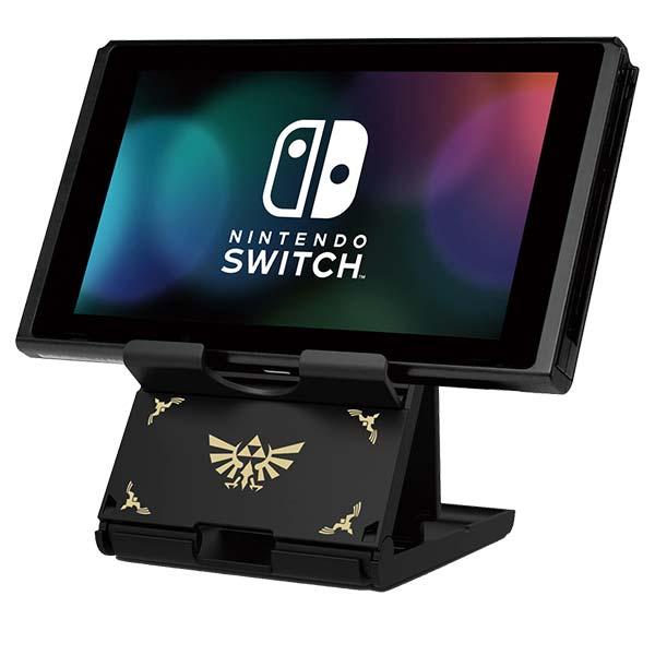 HORI stojan pro konzole Nintendo Switch (Zelda)