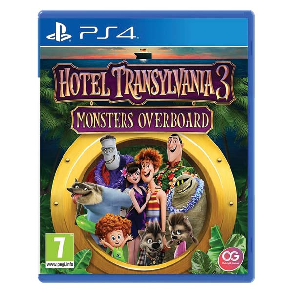 Hotel Transylvánie 3: Monsters Overboard