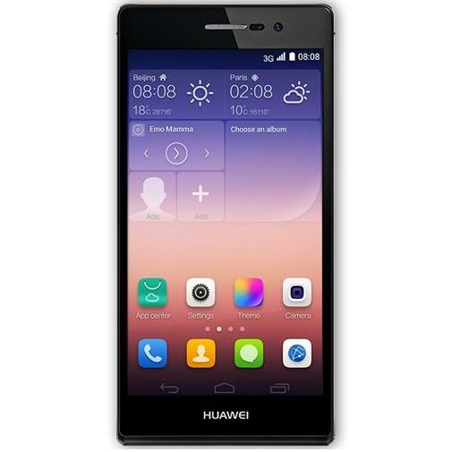 Huawei Ascend P7, Black-CZ distribuce