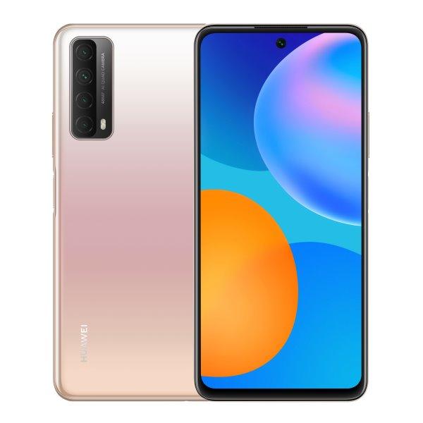 Huawei P Smart 2021, blush gold-CZ distribuce