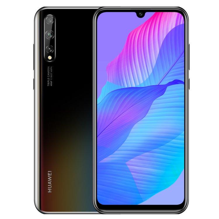 Huawei P Smart S, 4/128GB, Dual SIM, Midnight Black-CS distribuce