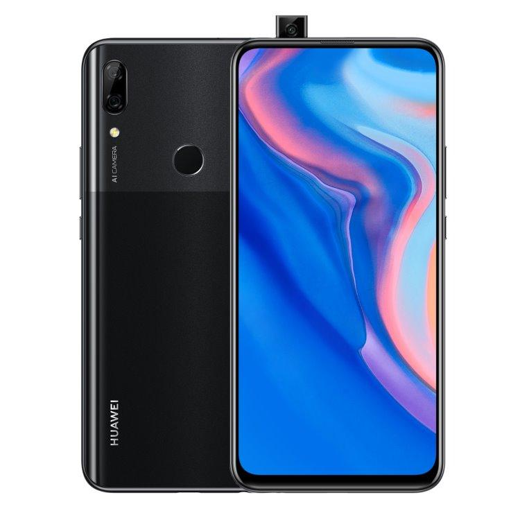 Huawei P Smart Z, 4/64GB, Dual SIM, Midnight Black-CS distribuce