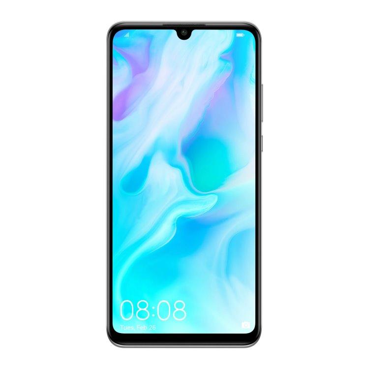 Huawei P30 Lite, 4/128GB, Dual SIM, Pearl White-CS distribuce