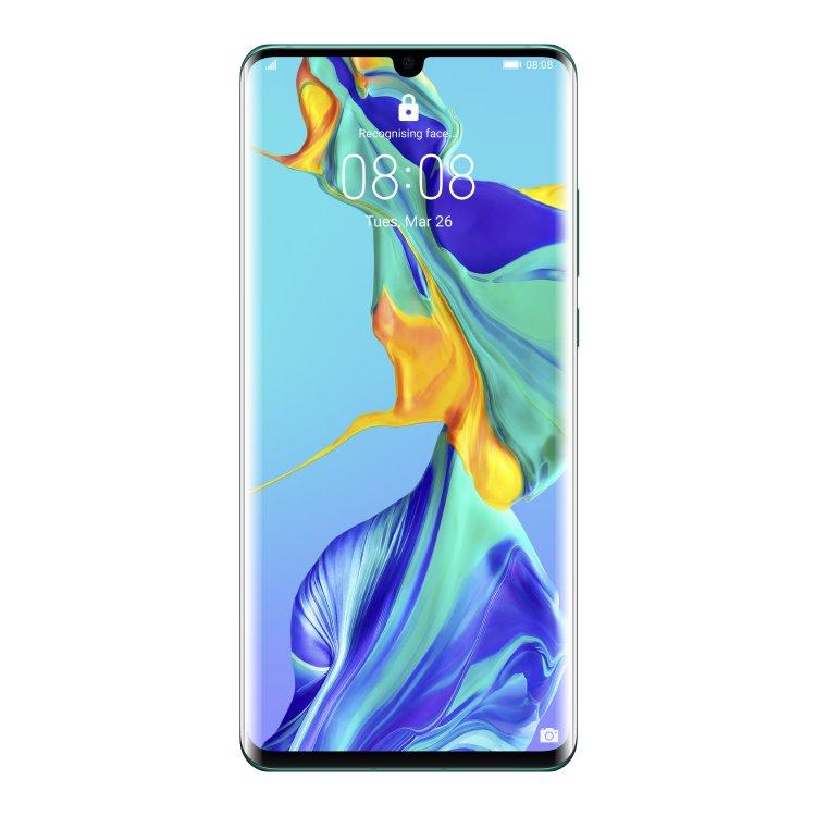 Huawei P30 Pro, 6/128GB, Dual SIM, Aurora Blue-CS distribuce