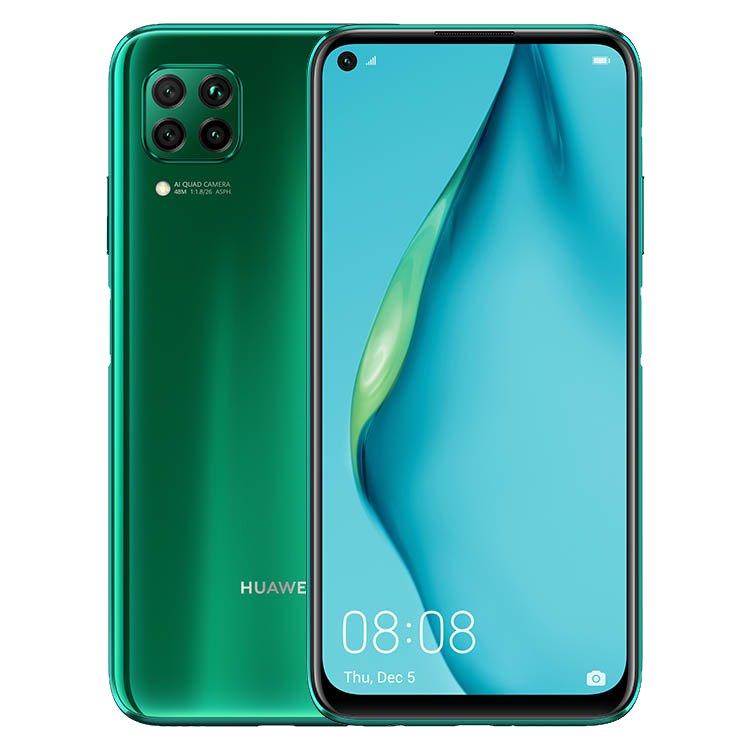 Huawei P40 Lite, 6/128GB, Dual SIM, Crush Green-CS distribuce