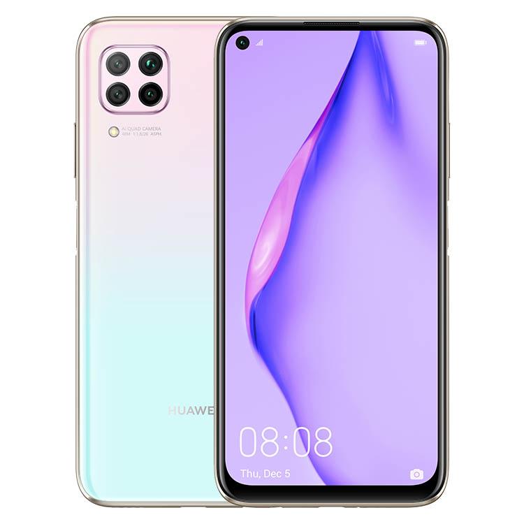 Huawei P40 Lite, 6/128GB, Dual SIM, Sakura Pink - SK distribúcia