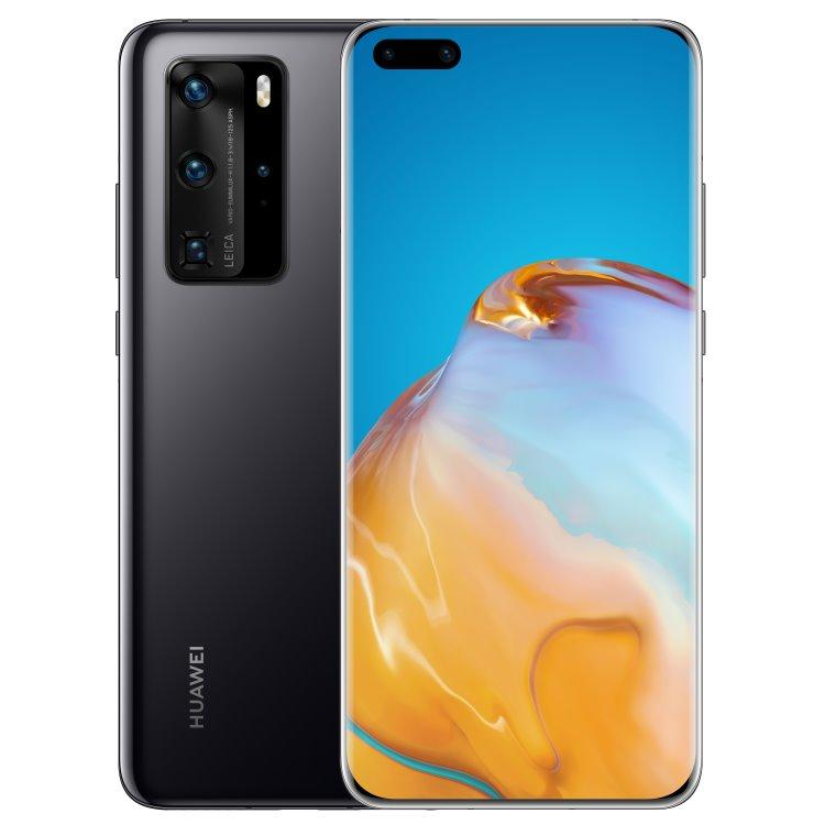 Huawei P40 Pro 5G, 8/256GB, Dual SIM, Black-CZ distribuce