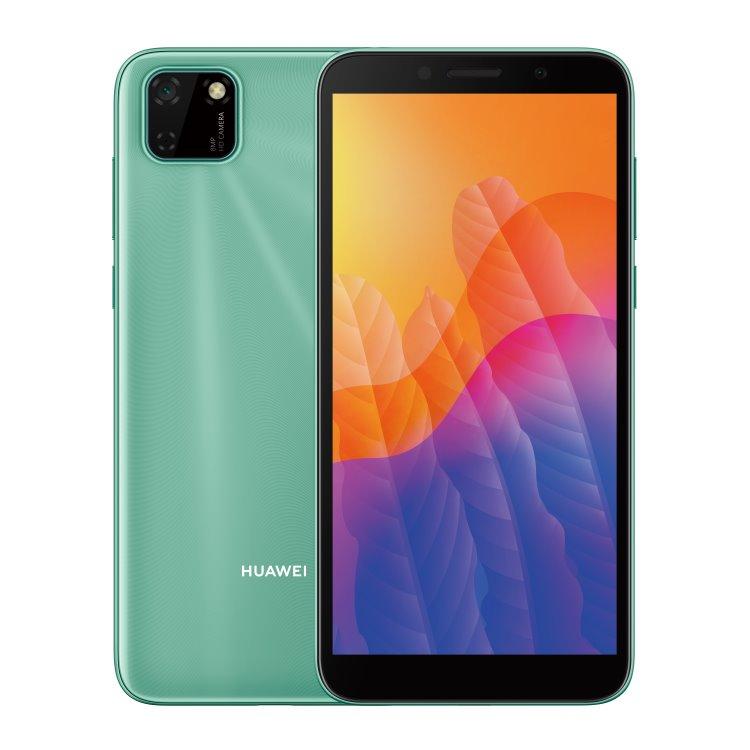 Huawei Y5p, Dual SIM, Mint Green-CS distribuce