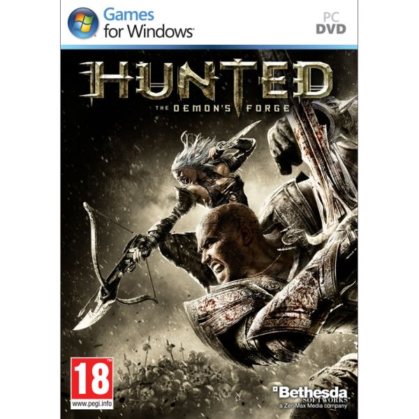 Hunted: The Demon 's Forge PC