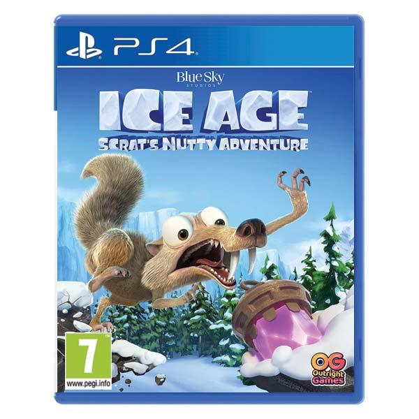 Ice Age: Scrat 's Nutty Adventure
