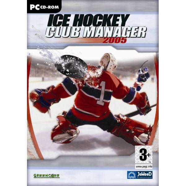 Ice Hockey Club Manager 2005 PC