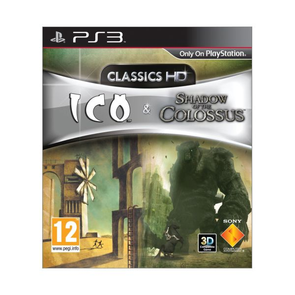 ICO & Shadow of the Colossus (Classics HD ) PS3