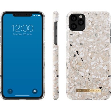 iDeal Fashion Case iPhone 11 Pro GreigeTerazzo