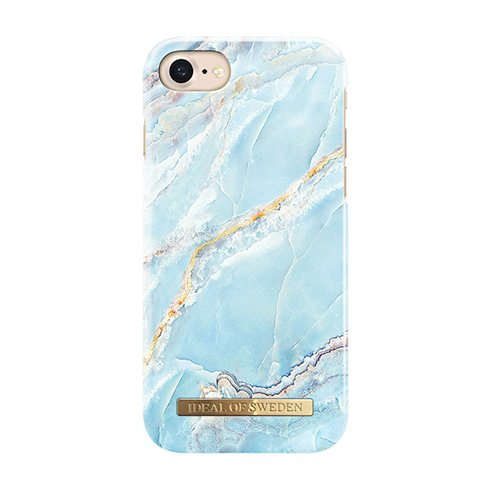 iDeal Fashion Case iPhone 8/7/6/6s/SE Island Paradise Marble