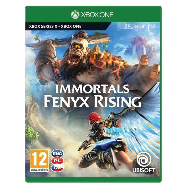 Immortals: Fenyx Rising CZ
