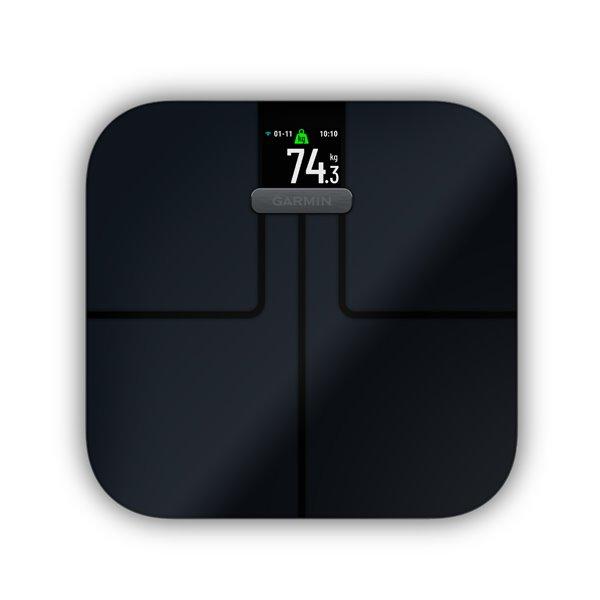 Index S2 váha, black