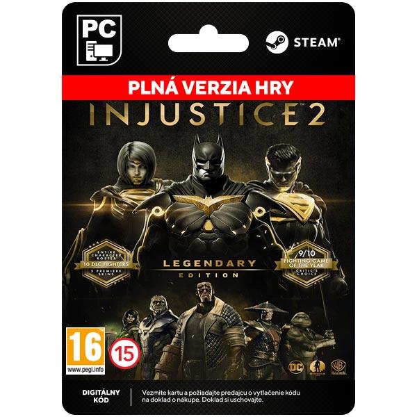 Injustice 2 Legendary Edition[Steam]