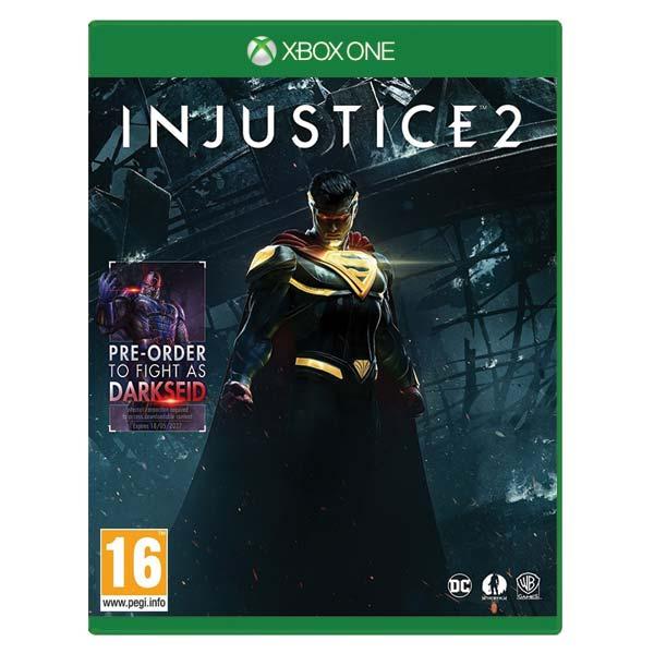 Injustice 2[XBOX ONE]-BAZAR (použité zboží)