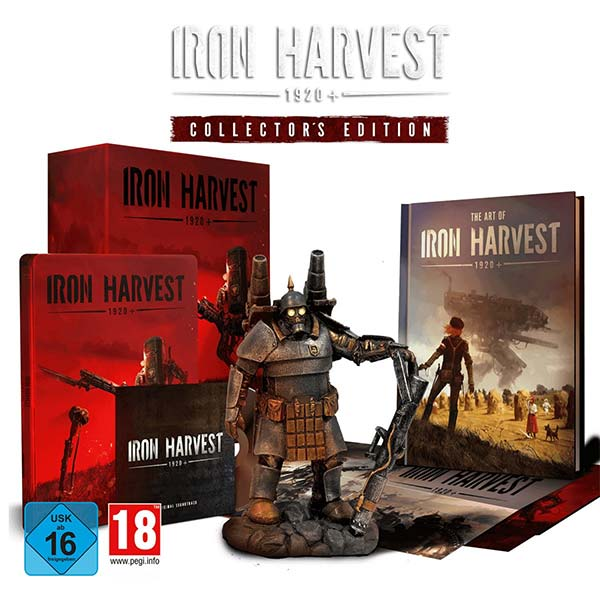 Iron Harvest 1920+ (Collector 'Edition) CZ