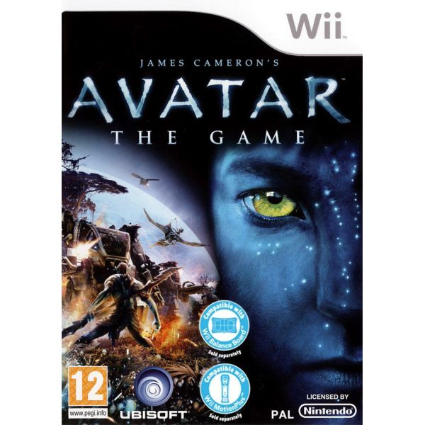 James Camerons Avatar: The Game Wii