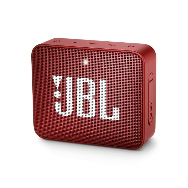 JBL GO2, red