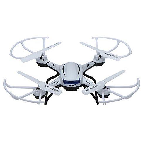 JJRC H12C-5 Drone-kvadrikoptéra s kamerou-1920 x 1080 pixelů, White