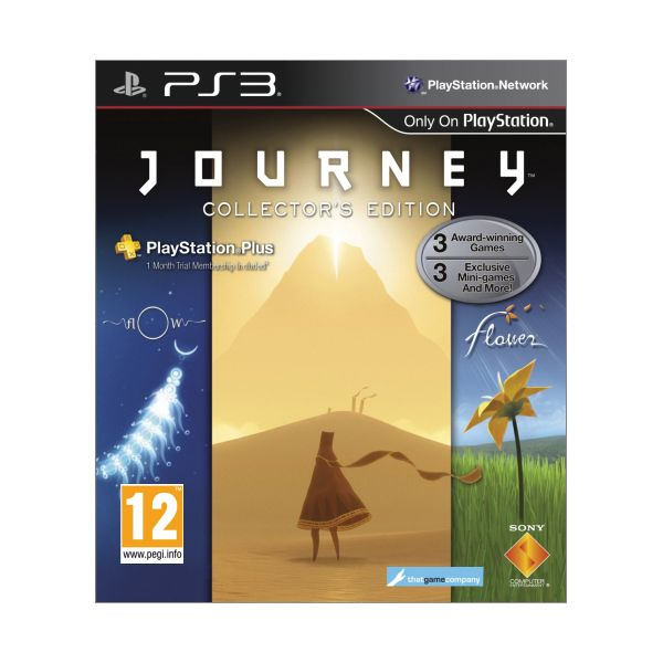 Journey (Collector's Edition) PS3