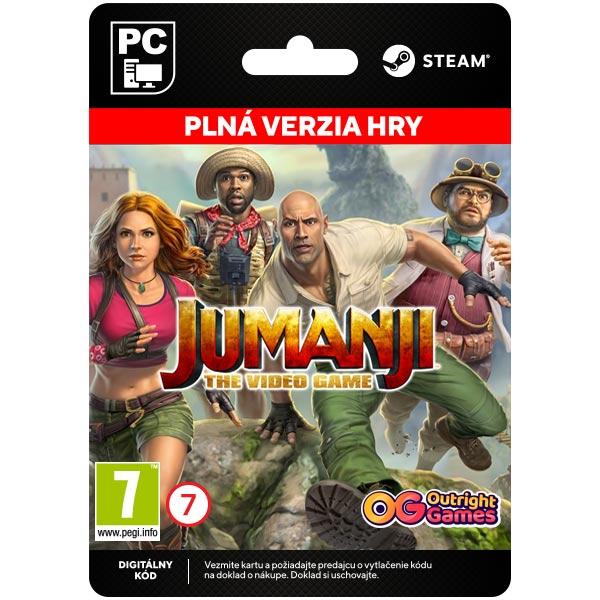 Jumanji: The Video Game [Steam]