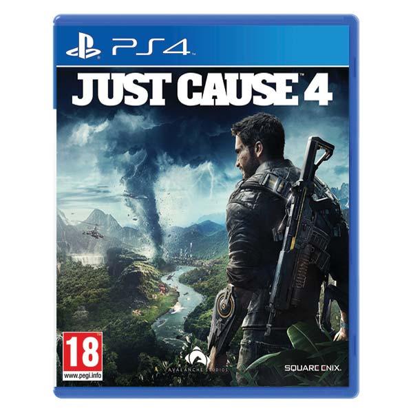 Just Cause 4[PS4]-BAZAR (použité zboží)