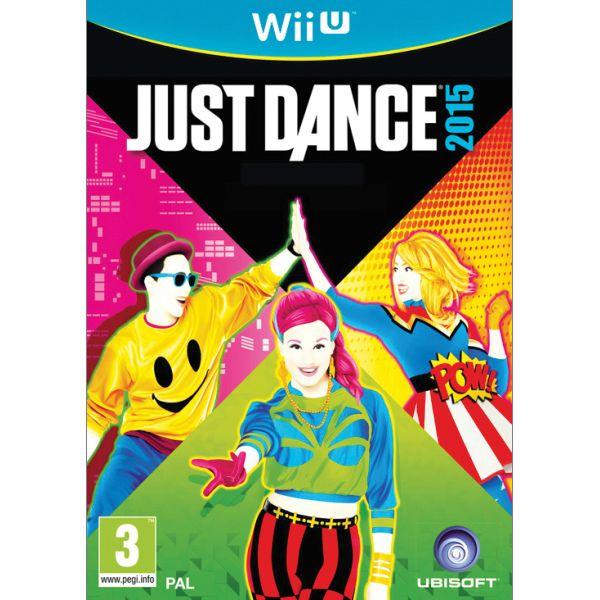 Just Dance 2015 Wii U