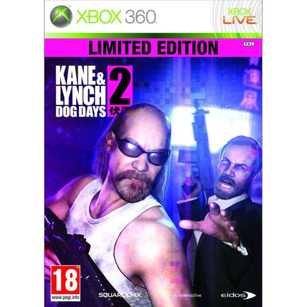 Kane & Lynch 2: Dog Days (Limited Edition) XBOX 360