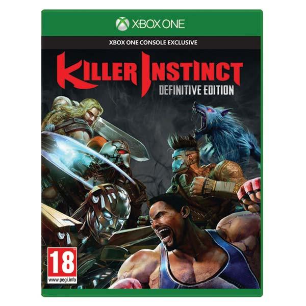 Killer Instinct (Definitive Edition) XBOX ONE