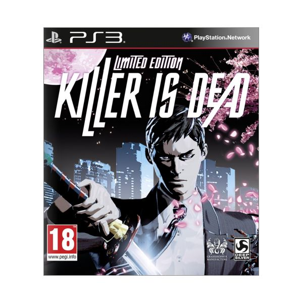 Killer is Dead (Limited Edition) PS3