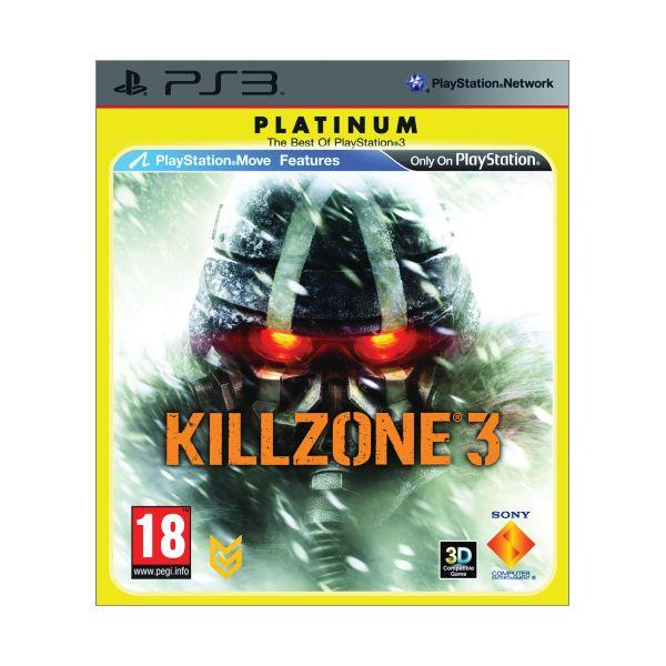 Killzone 3-PS3-BAZAR (použité zboží)
