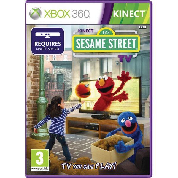 Kinect Sesame Street TV XBOX 360