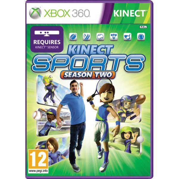 Kinect Sports: Season Two XBOX 360