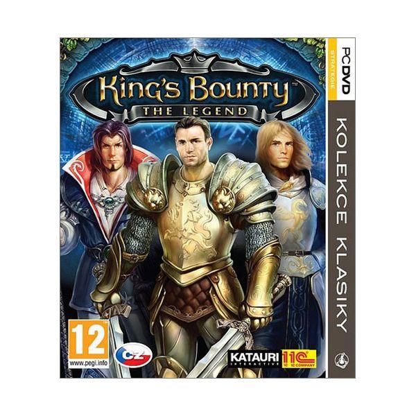 Kings Bounty: The Legend CZ PC
