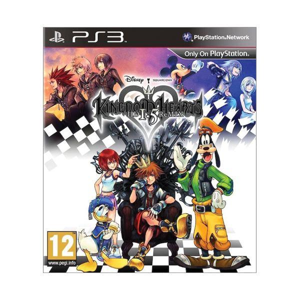 Kingdom Hearts HD 1.5 remixů PS3