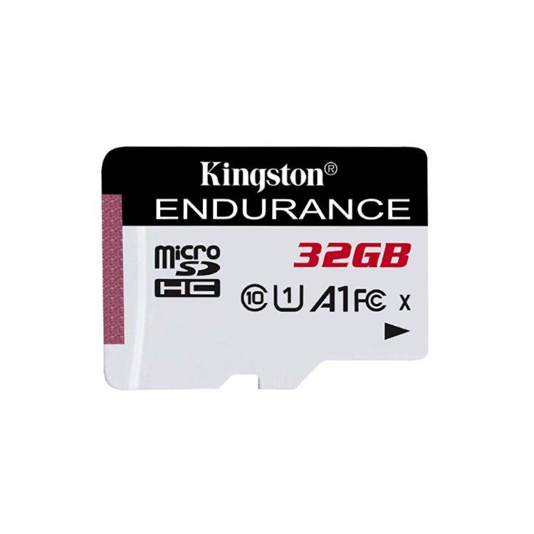 Kingston High Endurance Micro SDHC 32GB, UHS-I U1, Class 10-rychlost 95 MB/s (SDCE/32GB)
