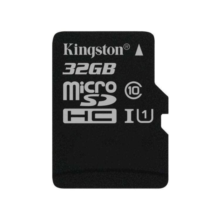 Kingston Micro SDHC Card 32GB | Class 10