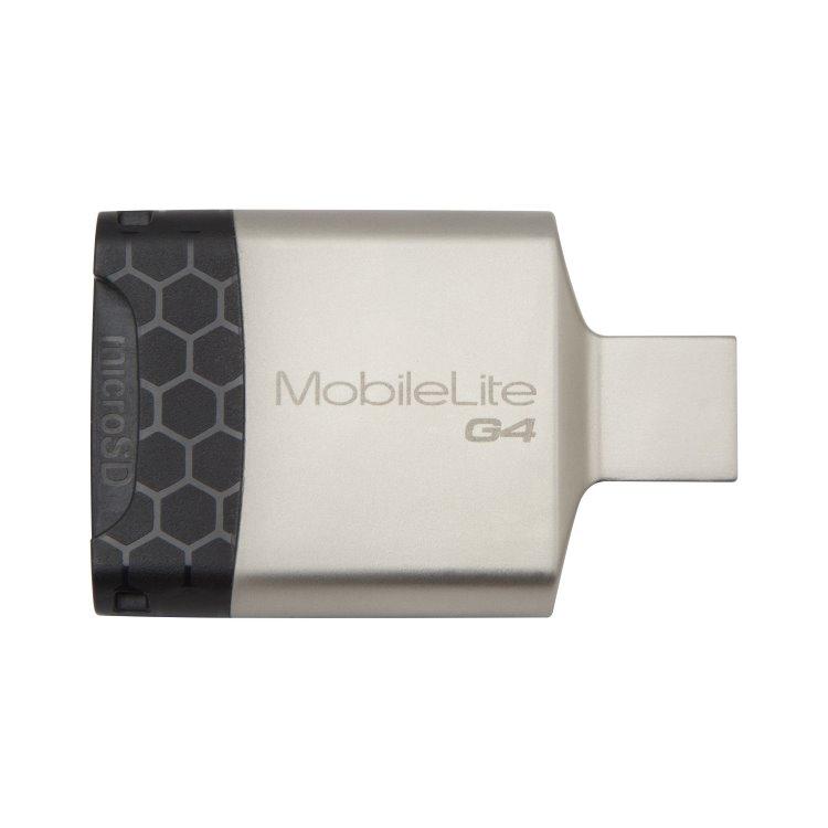 Kingston MobileLite G4 USB 3.0 externí čtečka paměťových karet